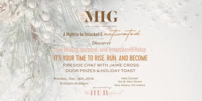 A Night to be Unlocked and Activated with Jaime Cross