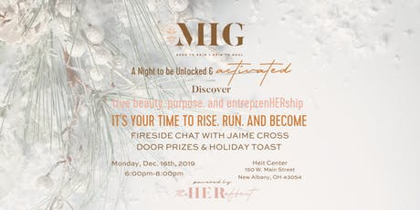 A Night to be Unlocked and Activated with Jaime Cross tickets