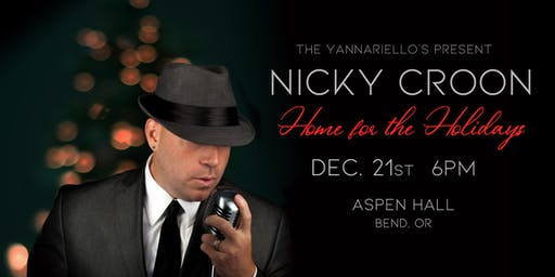 "Nicky Croon ""Home for the Holidays"""