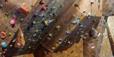 WWE Pittsburgh: Indoor Bouldering at The Climbing