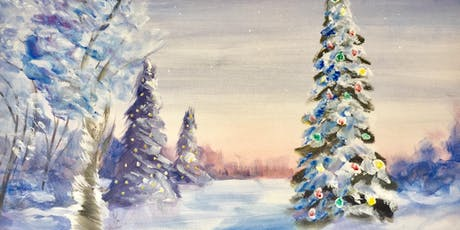 Special Event- Christmas Nights Family Paint and Santa Meet and Greet tickets