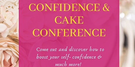Confidence & Cake Conference tickets