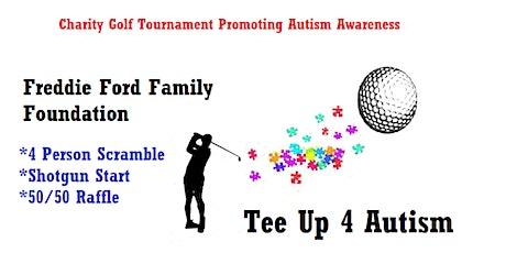Tee Up 4 Autism tickets