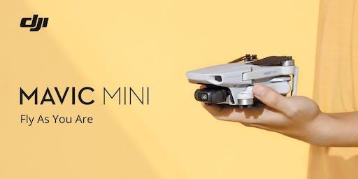 DJI Mavic Mini Experience Event - Halifax