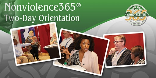 Nonviolence365®  2-Day Training