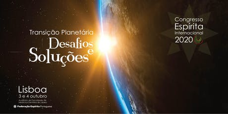 Congresso Espirita Internacional 2020 tickets
