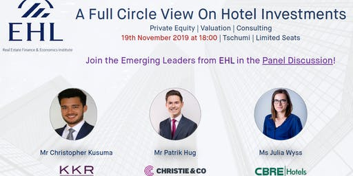 A Full Circle View On Hotel Investments