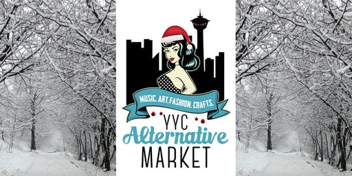 YYC Alternative Market Christmas Edition