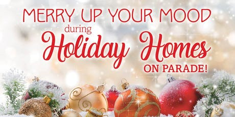 Holiday Homes on Parade tickets