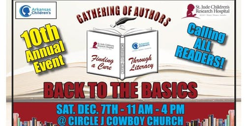 Gathering of Authors Charity Event & Book Signing