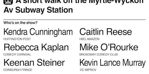 L Train Comedy at the Starliner