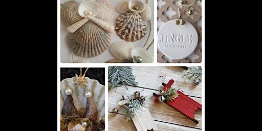 Family DIY Ornament Workshop