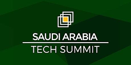 Saudi Arabia Tech Summit 2020 tickets