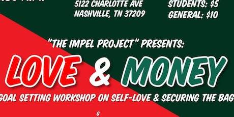 Love & Money Goal Setting Workshop  tickets