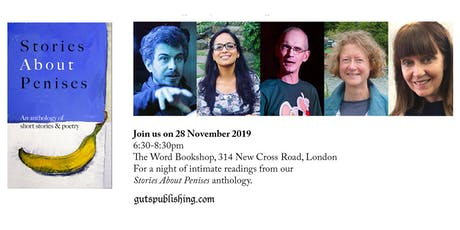 Stories About Penises 28 Nov Book Launch tickets