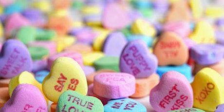 Valentine's Tea tickets