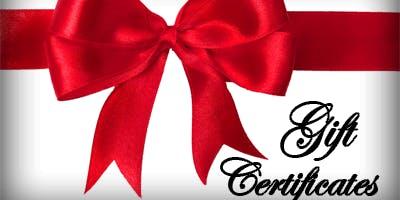 Gift Certificates - 3 Year Basset Class Certification