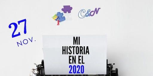 MI HISTORIA EN EL 2020