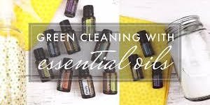 Green Cleaning with doTERRA Essential OIls
