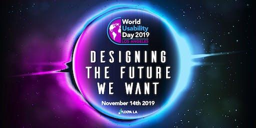 UXPALA World Usability Day 2019: Designing The Future We Want