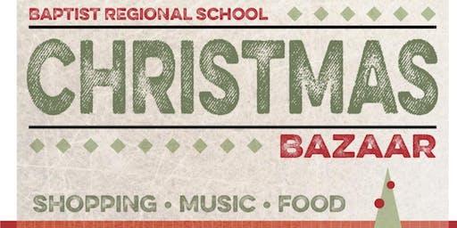 Baptist Regional School Christmas Bazaar