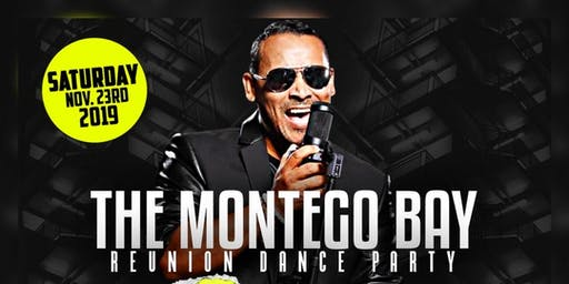 Montego Bay Reunion & live performance by George Lamond & Special Guests