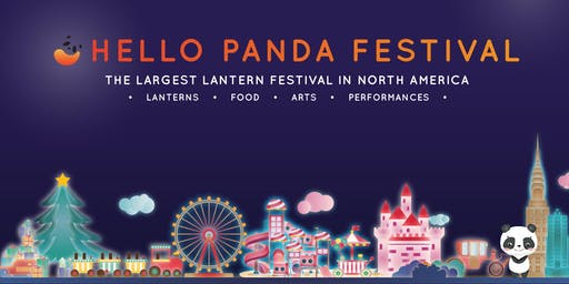 Hello Panda Festival @ Vernon - A Wonderland of Lanterns and Light