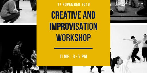 Theater Workshop: Creativity and Improvisation