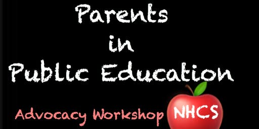Parent Advocacy Workshop