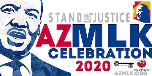 Arizona MLK Awards Breakfast|MARCH & FESTIVAL 2020