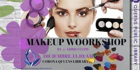 Makeup entradas