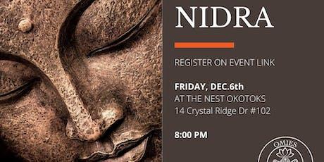 Friday Night Yoga Nidra tickets