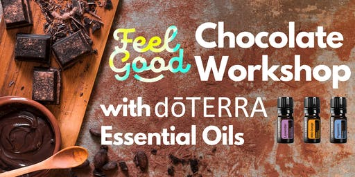 Healthy Chocolate and Natural Wellbeing with dōTERRA Essential Oils