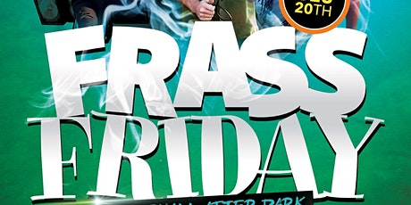 Frass Friday -Dancehall Party- tickets