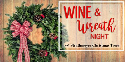Wine & Wreath Night