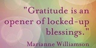 Reiki Gratitude Circle