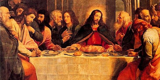 Holy Thursday Mass of the Last Supper (Maundy Thursday)