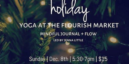 Candlelight Yoga at The Flourish Market