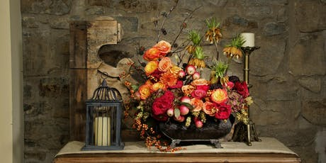 Holiday Floral Workshop -Thanksgiving 2019 tickets