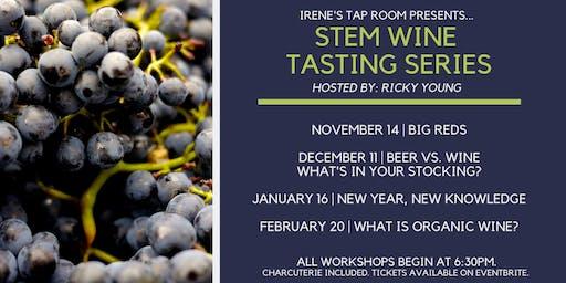 Stem Wine Tasting Winter Series