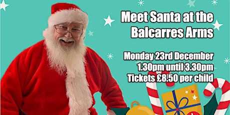 Meet Santa Claus tickets