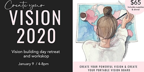 Make a Vision Book Retreat - Limited Spots Available tickets