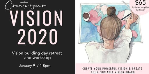 Make a Vision Book Retreat - Limited Spots Available