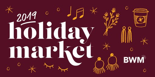 Boston Women's Holiday Market // South End