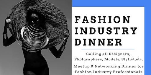 Fashion Industry Dinner