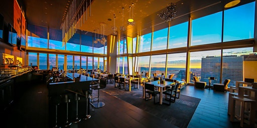 The Annual Holiday Mixer @ Bar 32 Downtown Hilton Hotel : Friday, December 20 : 32nd Floor Overlooking City Skyline