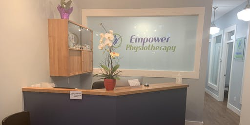 Empower Physiotherapy Open House