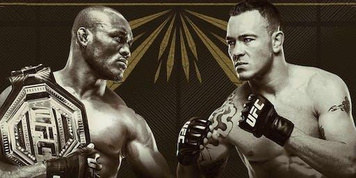 UFC 245 USMAN vs COVINGTON