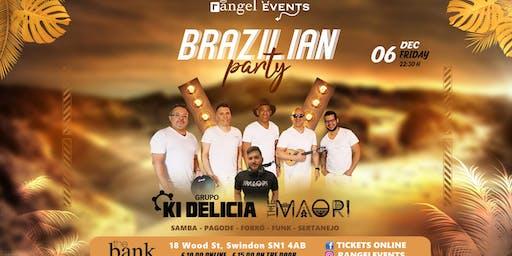 Brazilian Party Pagodao