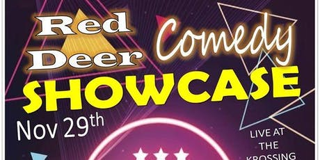 Red Deer Comedy Showcase tickets